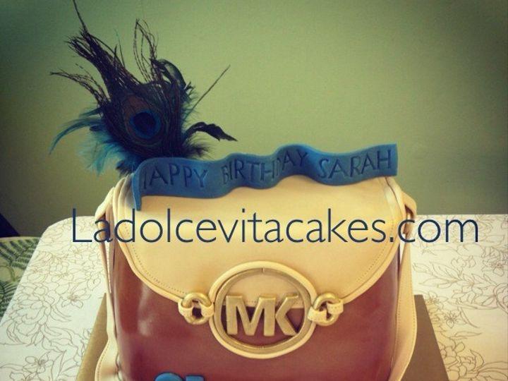 Tmx 1421690842286 Img1121 Auburn wedding cake