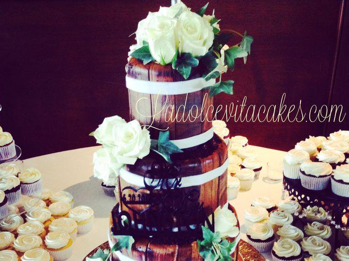 Tmx 1421690885115 Img0324 Auburn wedding cake