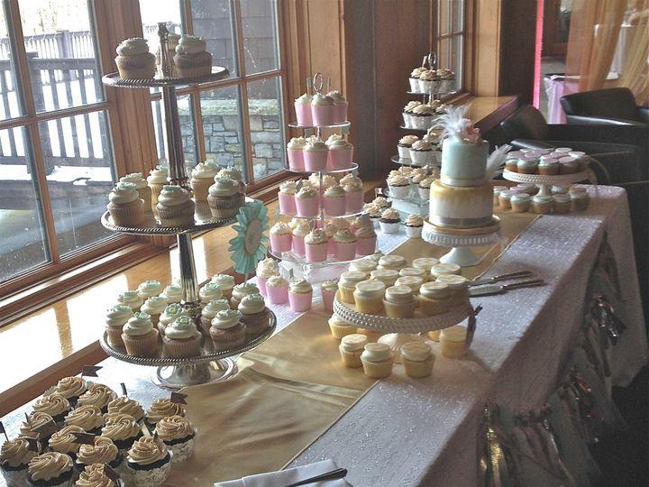 Tmx 1421690932532 Img0997 Auburn wedding cake