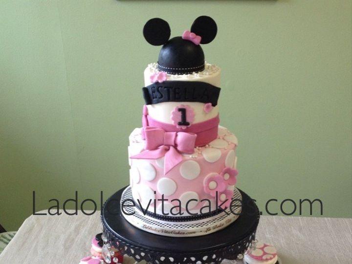 Tmx 1421691098499 Img7249 Auburn wedding cake