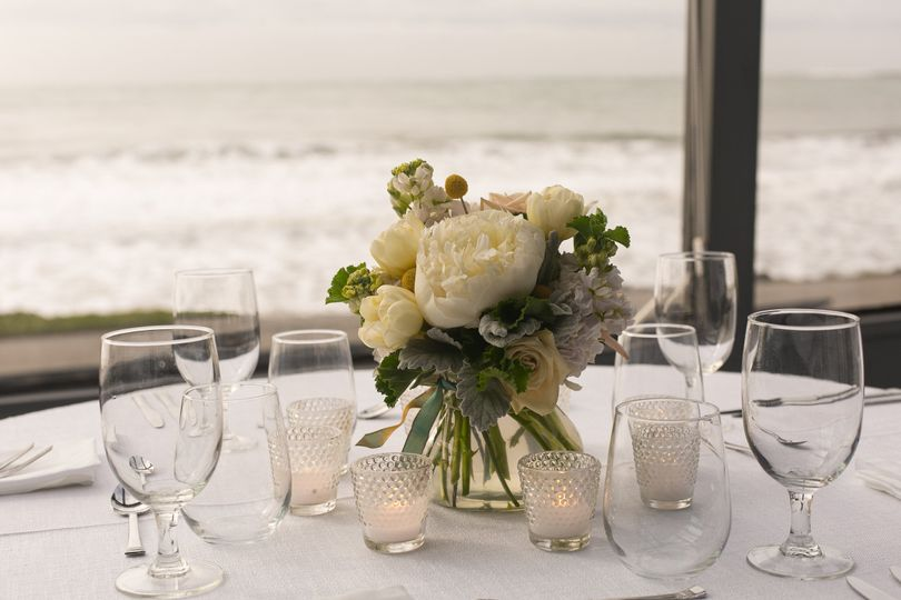 An elegant wedding at the Douglas Beach House