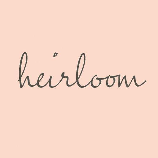 Heirloom Event Design
