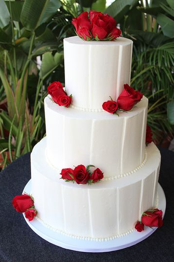 Cakeworks Wedding Cake Honolulu Hi Weddingwire