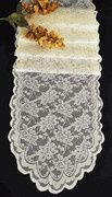 Tmx 1479208847471 13 5 X108 Lace Table Runners Ivory 90602 1pc Pk 10 Sylvania, OH wedding rental