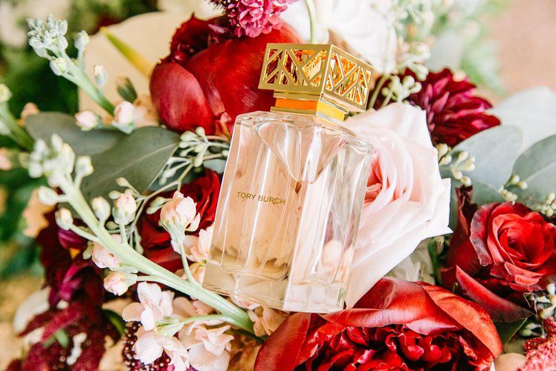 Tori Burch Perfume Wedding