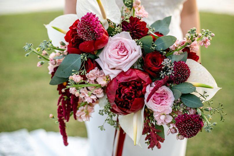 Pensacola Wedding Bouquet