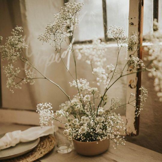 Floral design for your decor