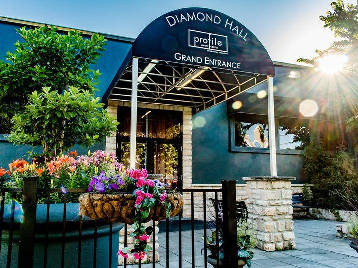 Tmx 1469297598896 Diamond Hall Entrance Minneapolis wedding venue