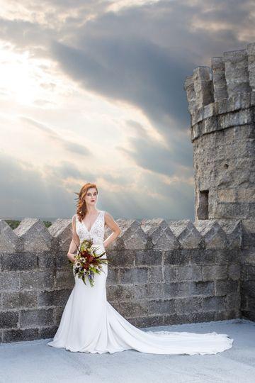 Otttis Castle Styled Shoot