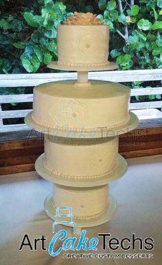dan jens wedding cake florida