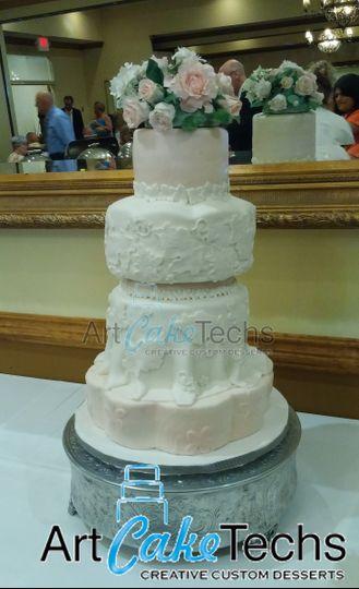 dan jens wedding cake south carolina