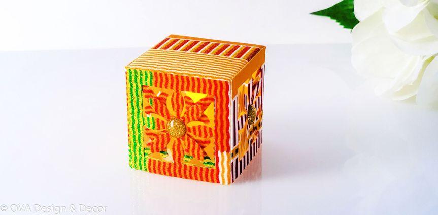 Tealight holder - Printfabric