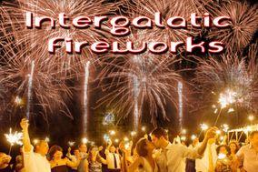 Intergalactic Fireworks
