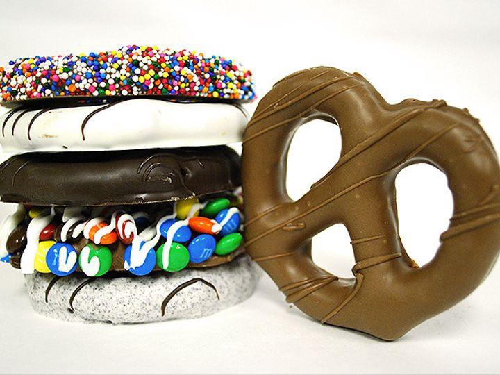 Tmx 1430760974084 Pretzalicious Chocolate Covered Pretzels Cleveland, OH wedding favor