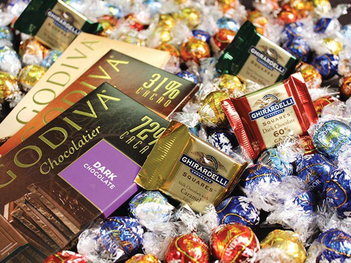 Tmx 1430764869947 Fine Chocolates Wrapped Cleveland, OH wedding favor