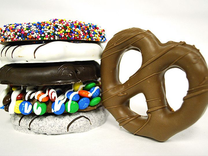 Tmx 1434635426963 Pretzalicious Chocolate Covered Pretzels Cleveland, OH wedding favor