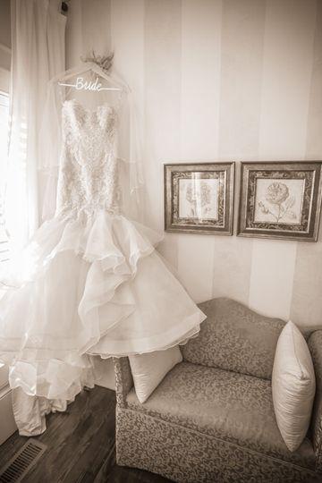 The dress - John Marquez Photography