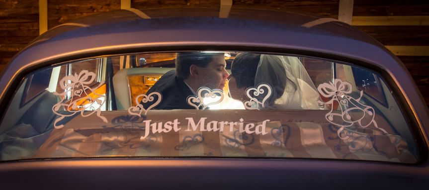 Just married - John Marquez Photography