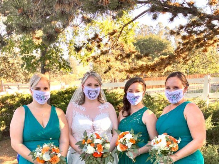 Tmx Bride 51 1999501 160634283624741 San Bruno, CA wedding florist