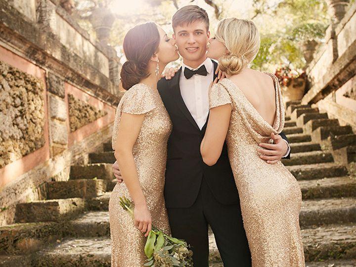 Tmx 1466210147894 Sequin Bridesmaid Dress 4 San Jose, California wedding dress