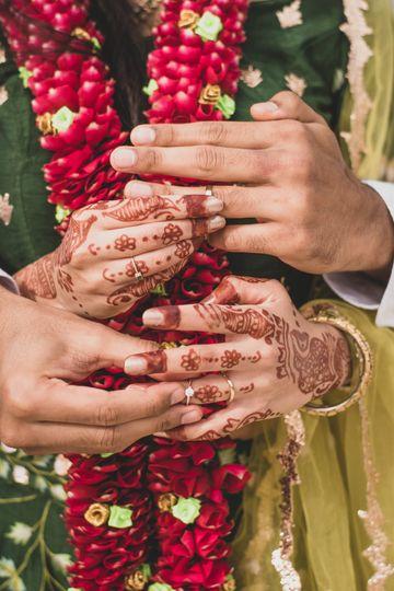 Abishek and Swathi's Wedding