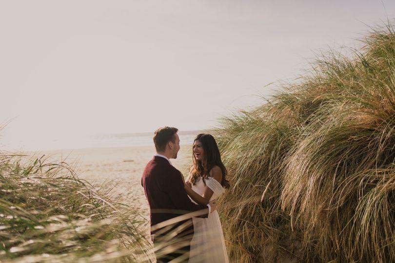 Love by the sea - Samantha Tarr Photography