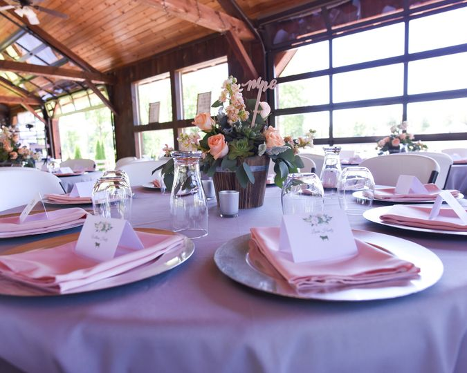 Pink accents    Photo by Credit Madi May Photography