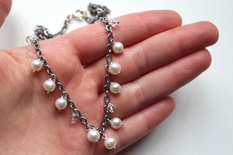 Carefully made necklace