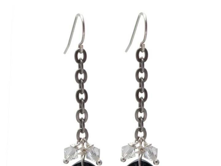 Tmx 1420785411113 Night Out Earrings Square 2 San Marcos, CA wedding jewelry
