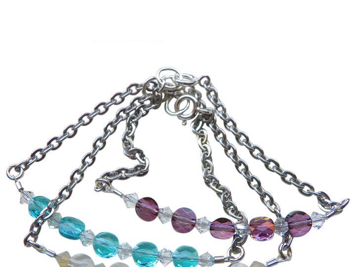 Tmx 1420785683603 Geometric Sparkle Bracelets Stack Square San Marcos, CA wedding jewelry