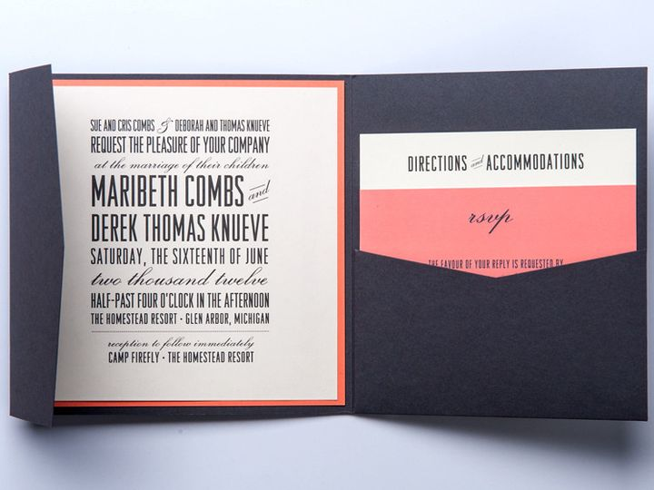 Tmx 1416270404991 Gallery3 Lancaster wedding invitation