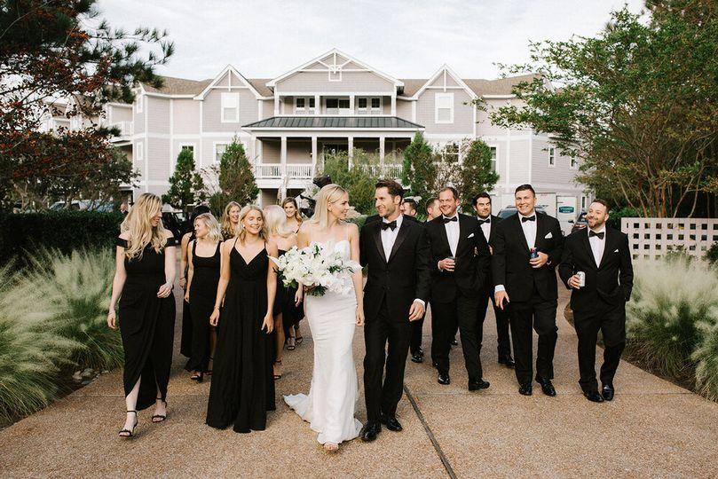 Wedding at the Black Stallion