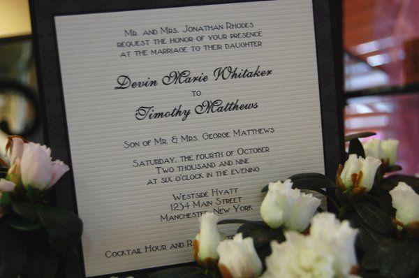 Tmx 1295993401246 Grace Bradenton wedding invitation