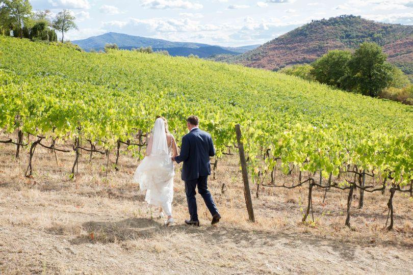 Venue vineyard