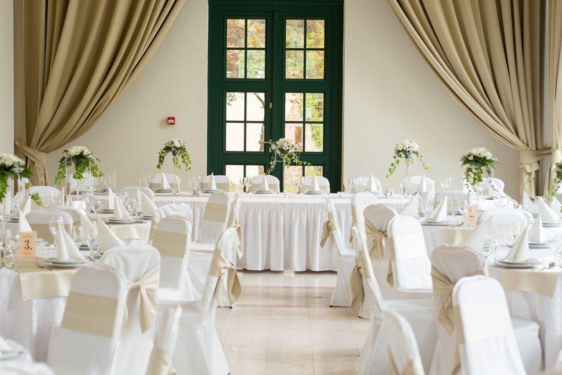 Elegant venue