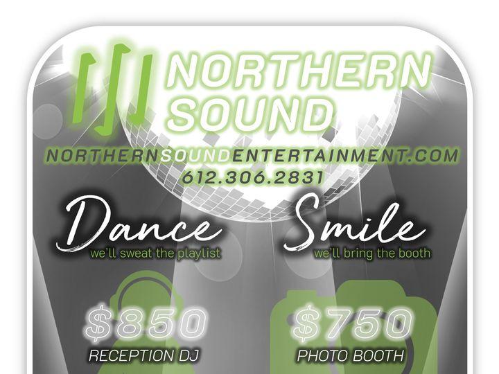 Tmx 2021 Nse Dj Photo Booth Flyer Updated 51 1055601 161534286937743 Lakeville, MN wedding dj