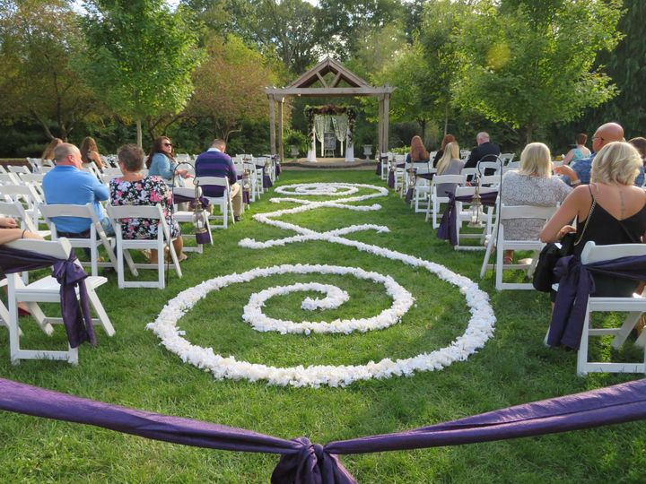 Ceremony Opt. 2: Custom Arbor