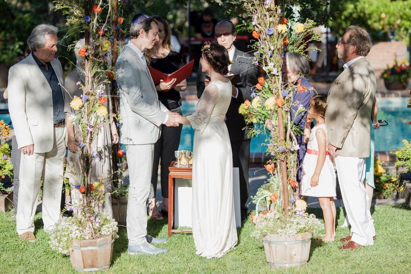 Sonoma, California wedding