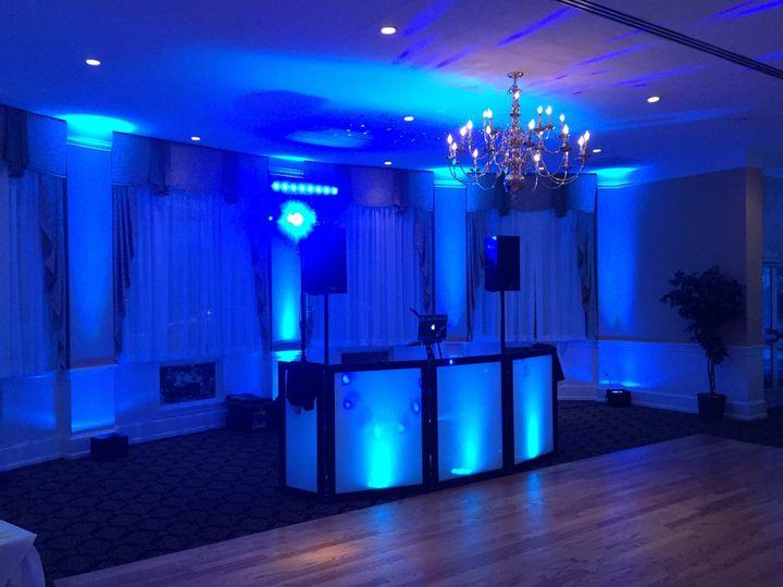 Tmx 1431003285318 Blue Uplighting And Classic Dance Floor Lighting Fort Washington, PA wedding dj