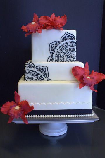 My Sweet Austin Wedding Cake Austin Tx Weddingwire
