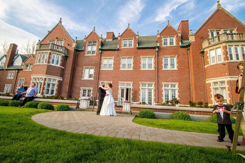 Rutherford Hall Wedding