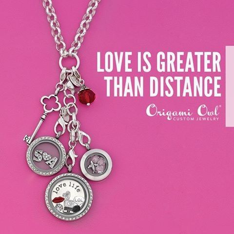 Love is greater than distance