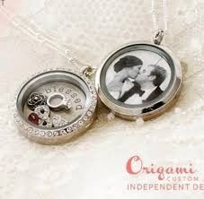 Blessed and photo locket