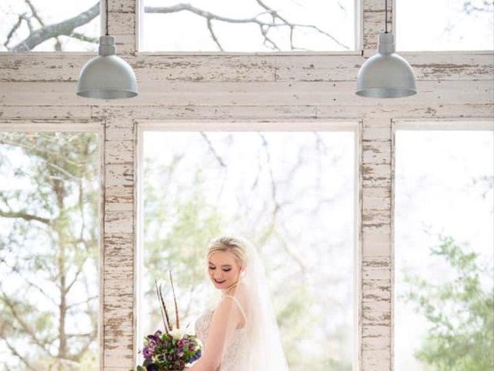 Tmx Bride At The Altar Looking Back 51 1780701 160687648960532 Decatur, TX wedding venue
