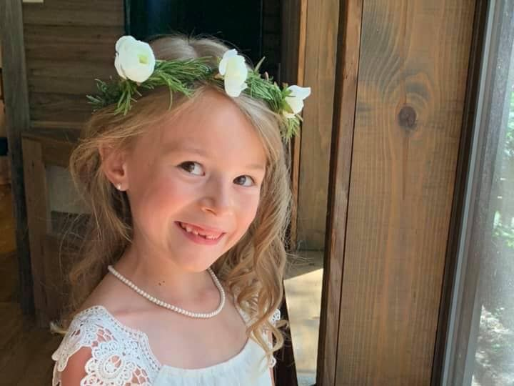 Tmx Flower Girl At The Cabin Ready For The Wedding 51 1780701 161066426060679 Decatur, TX wedding venue