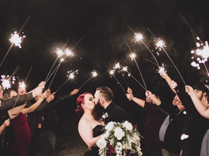 Tmx Sparkler Send Off 51 1780701 160687808558031 Decatur, TX wedding venue