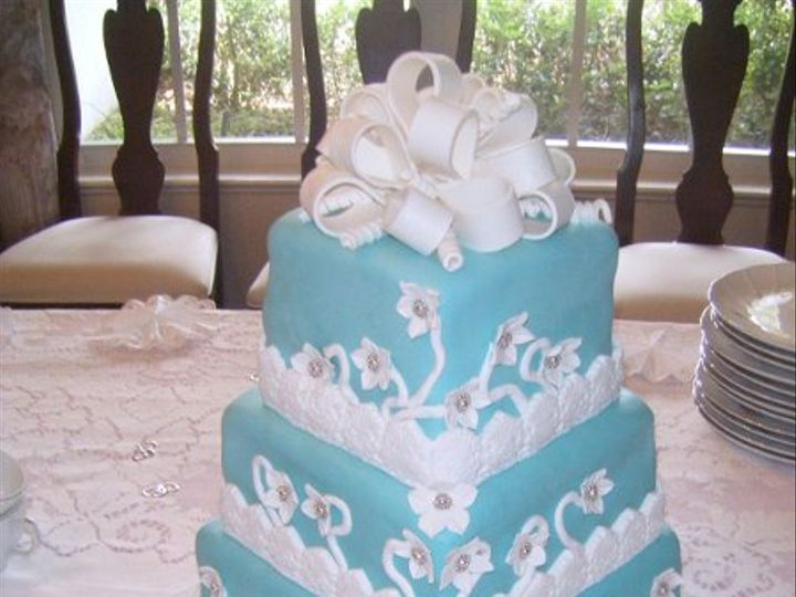 Tmx 1220445883679 Blue017 Avon Park wedding cake
