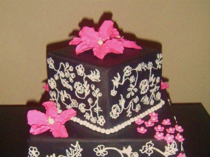 Tmx 1220446417851 ICES Avon Park wedding cake
