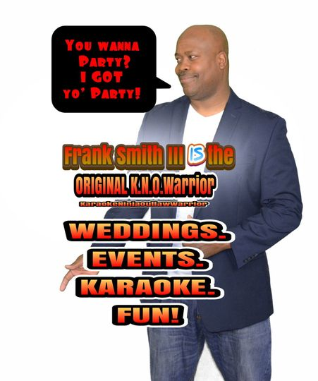 Frank Smith III the Knowarrior
