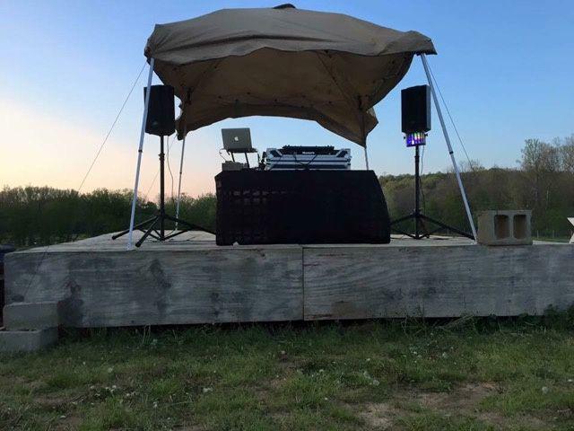 Full setup no covers